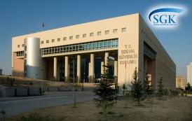 SGK Genelgesi 2018/32 - 2012/27 sayılı Genelgede Değişiklik
