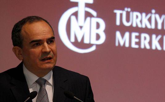 Başkan Erdem Başçı Türkiye Bankalar Birliği'nde Bir Sunum Yaptı