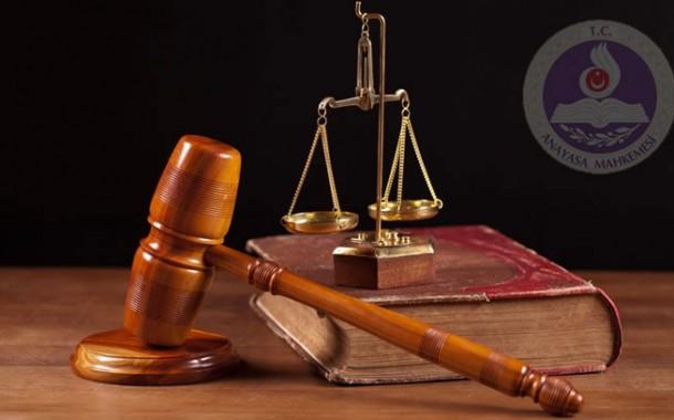 Anayasa Mahkemesinin 28/1/2016 Tarihli ve E: 2015/40, K: 2016/5 Sayılı Kararı