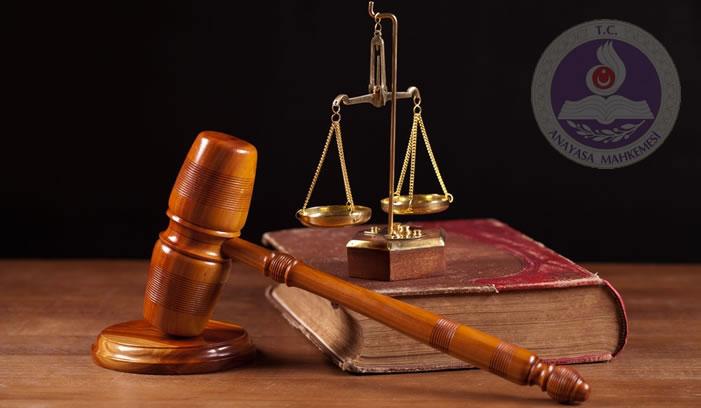 Anayasa Mahkemesi Kararı E.2010/85