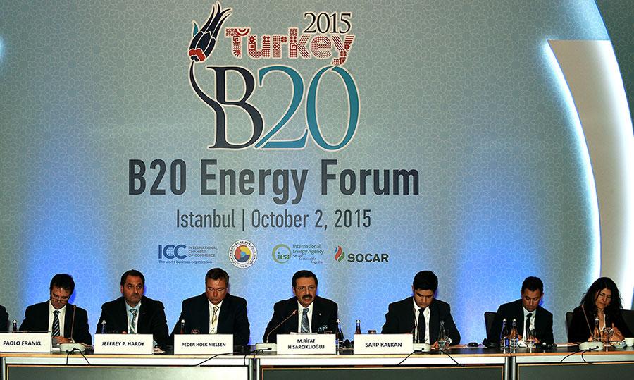 B20 Enerji Forumu