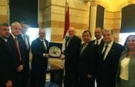 DEİK İş Adamları Heyeti, Lübnan'da Yatırım ve Ticareti Geliştirmek İçin Resmi Temaslarda Bulundu