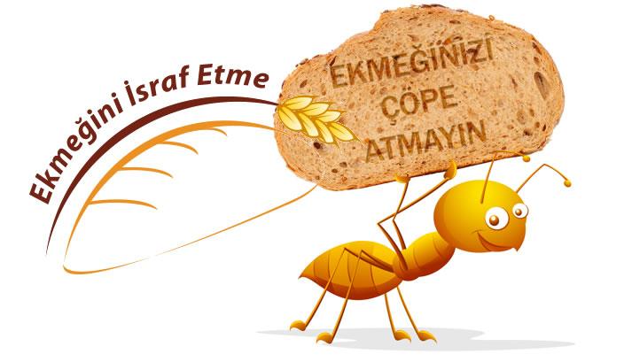 2 Milyardan Fazla Ekmek, 18 Milyon Tondan Fazla Sebze ve Meyve İsraf Ediliyor