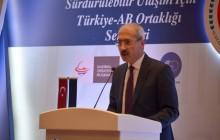 GAIT 2015 - Sürdürülebilir Ulaşım İçin Türkiye-AB Ortaklığı Semineri