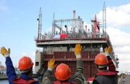 Türk Üretimi Yüzen Santraller Uğurlandı