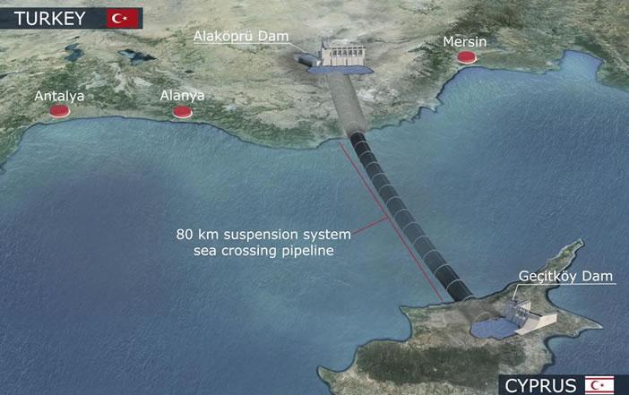 Türkiye'den KKTC'ye
