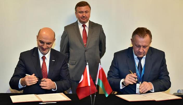 Türkiye Belarus Yatırım Forumu Yapıldı