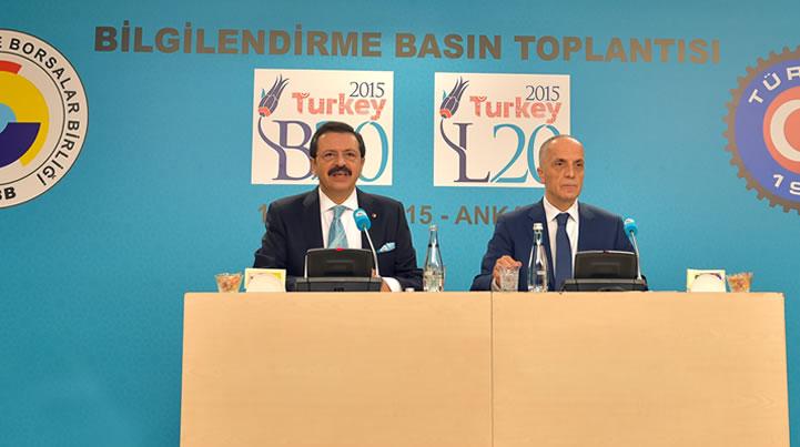 Küresel Ekonomiye Türkiye'den Yön Verilecek
