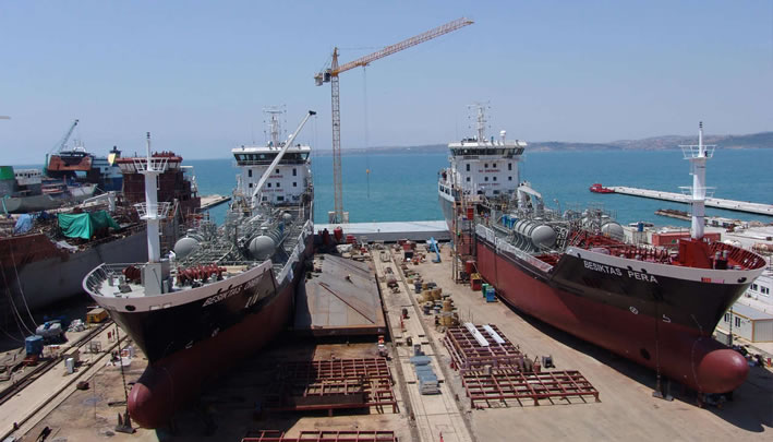 Gemi ve Su Araçlarının İnşa, Tadilat ve Bakım-Onarım Yönetmeliği