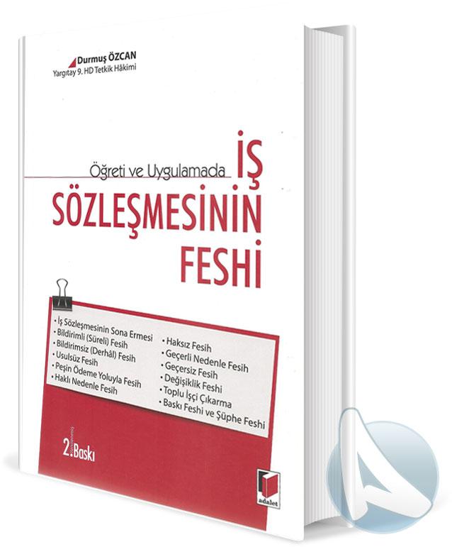 is-sozlesmesinin-feshi-kitap