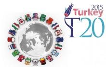 T20'nin Önerileri 2015 G20 Liderler Bildirgesi'nde Yer Aldı