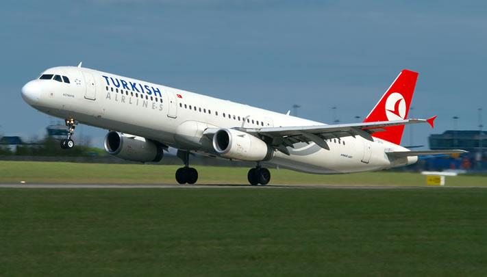 THY Rusya'da Faaliyet Gösteren En Büyük Yabancı Havayolu Şirketi