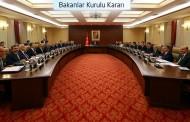 Türkiye Cumhuriyet Merkez Bankası Başkanlığına (Guvernörlüğüne) Murat ÇETİNKAYA'nın Atanması Hakkında Karar (BKK 2016/8768)