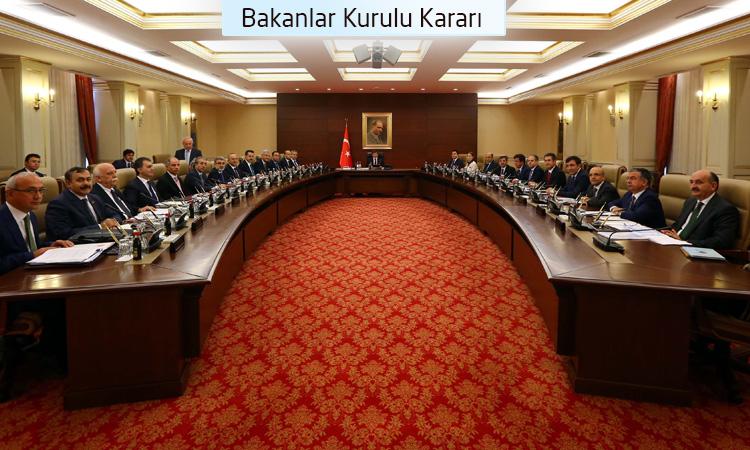 644 sayılı Çevre ve Şehircilik Bakanlığının Teşkilat ve Görevleri Hakkında Kanun Hükmünde Kararname