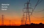6446 Sayılı Elektrik Piyasası Kanununda Yer Alan Bazı Sürelerin Uzatılmasına İlişkin Karar (BKK 2015/8317)