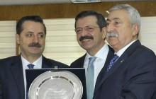 Hisarcıklıoğlu, Türkiye - AB Karma İstişare Komitesi Eş Başkanlığı görevini devraldı