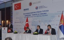 Sırbıstan-Türkiye İş Forumu