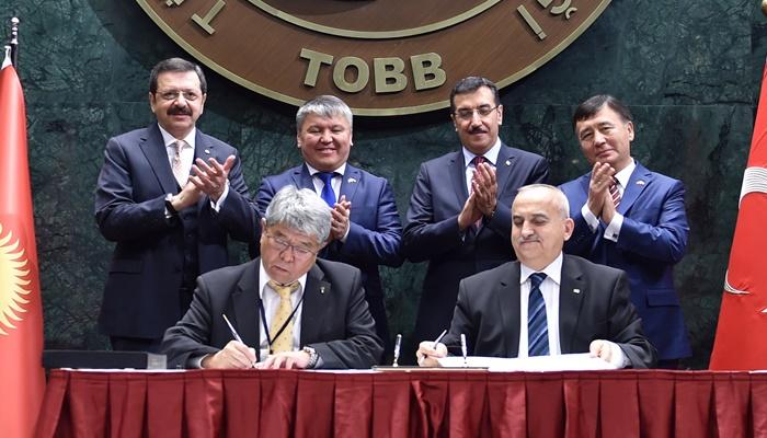 Türkiye-Kırgızistan Ticaret ve Yatırım Forumu