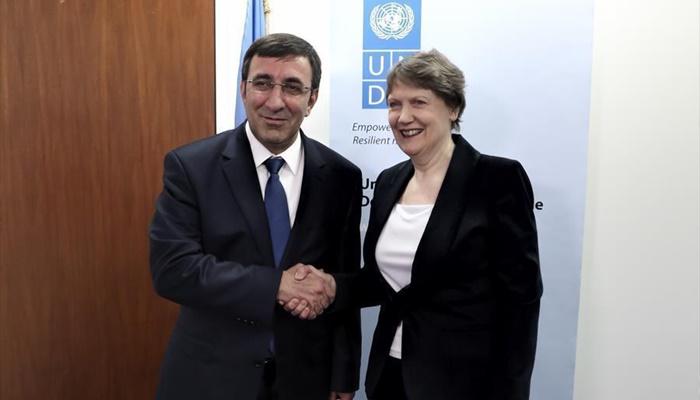 UNDP 50. Yıl Dönümü Bakanlar Toplantısı