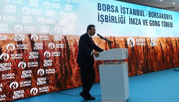Borsa İstanbul, Borsa Konya