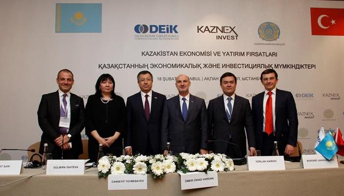 Kazakistan İle Ekonomik İlişkilerde Yeni Dönem