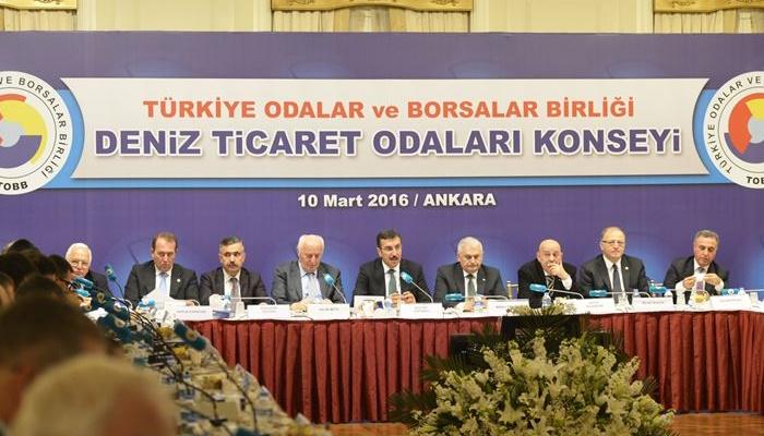 Deniz Ticaret Odaları Konsey Toplantısı