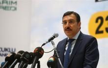 Bakan Tüfenkçi Konya Tarım Fuarının Açılışını Yaptı
