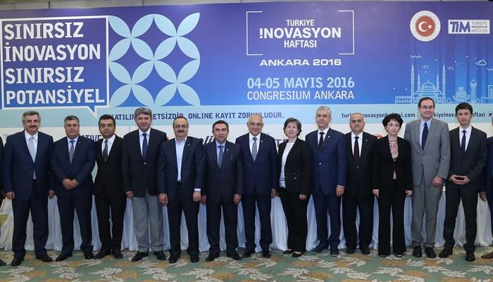 Türkiye İnovasyon Haftası Çoşkusu 4-5 Mayıs'ta Ankara'ya Taşınacak