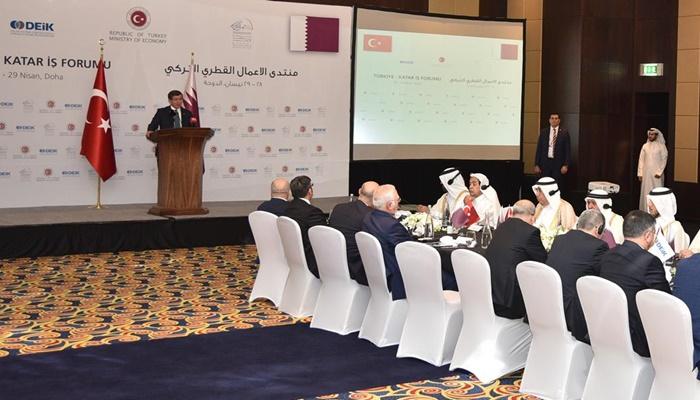 Türkiye İle Katar Arasındaki İkili İşbirliği