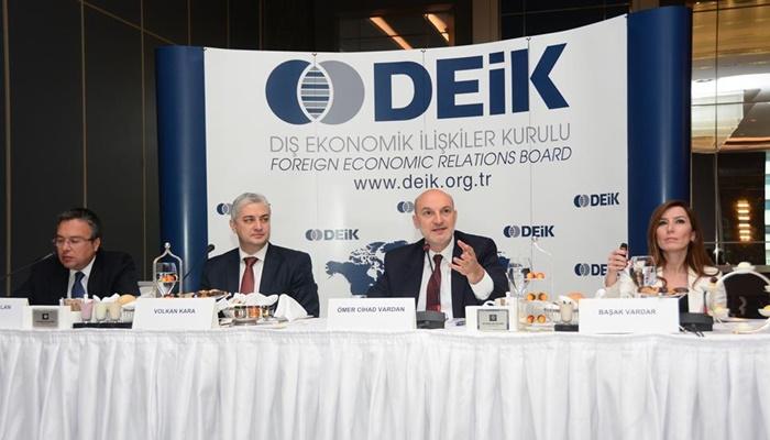 Türkiye'nin İlk Yurt Dışı Yatırım Endeksi