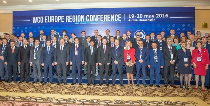 DGÖ Avrupa Bölgesi Gümrük İdaresi Başkanları Konferansı