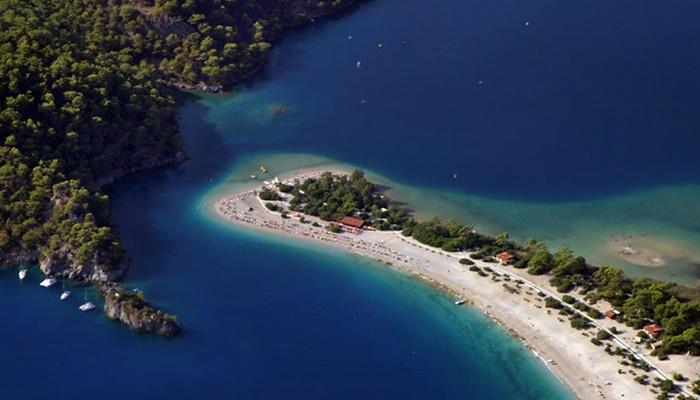 Yıl İçinde En Fazla Seyahat Akdeniz Bölgesine Yapıldı