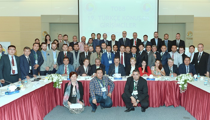 TOBB 19. Türkçe Konuşan Girişimciler Programı