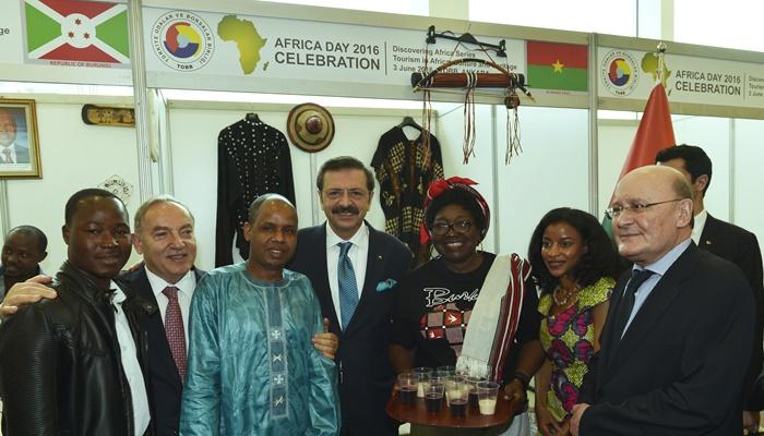 2. Afrika Günü Kutlamaları