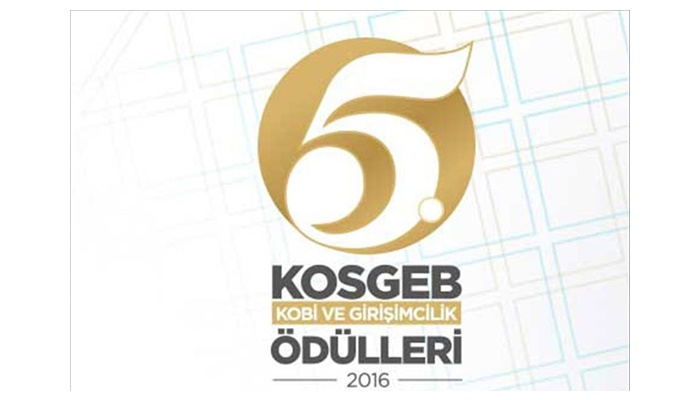 KOSGEB KOBİ ve Girişimcilik 2016 Ödülleri