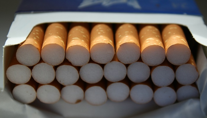 100 Ton Kaçak Sigaraya El Konuldu