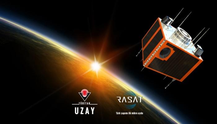 Gözlem Uydumuz RASAT 26 Bin 724 Tur Attı