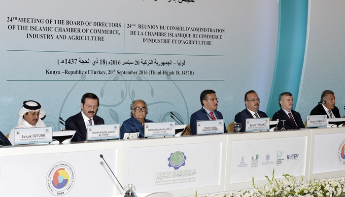 ICCIA 24.  Yönetim Kurulu Toplantısı