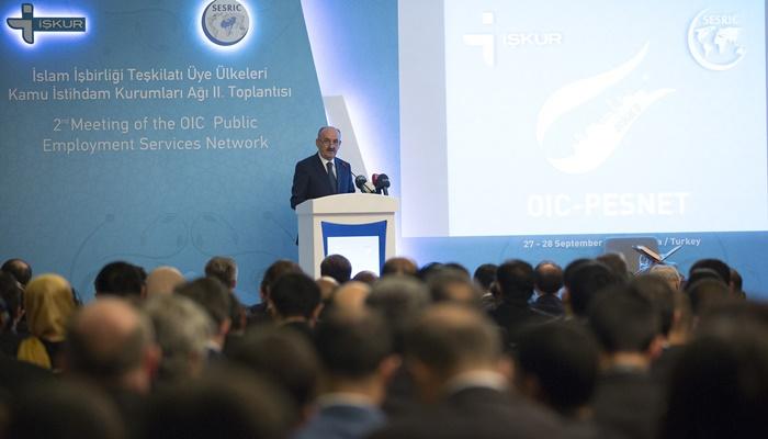 İİT Üye Ülkeleri Kamu İstihdam Kurumları Ağı 2. Toplantısı