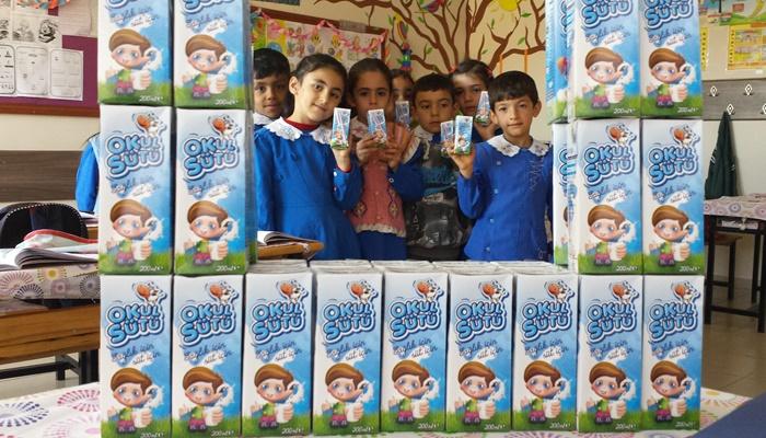 Okul Sütü İhalesi Ekim Ayında Yapılacak