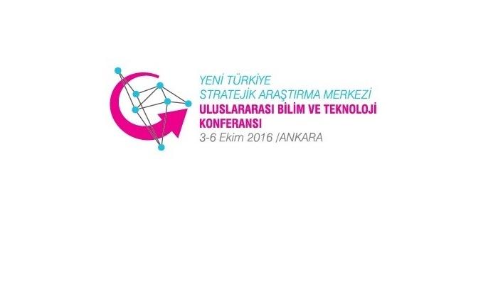 Uluslararası Bilim ve Teknoloji Konferansı