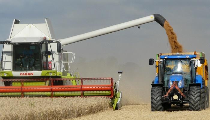 Tarımsal Makine Sayısı 1,6 Milyon Arttı