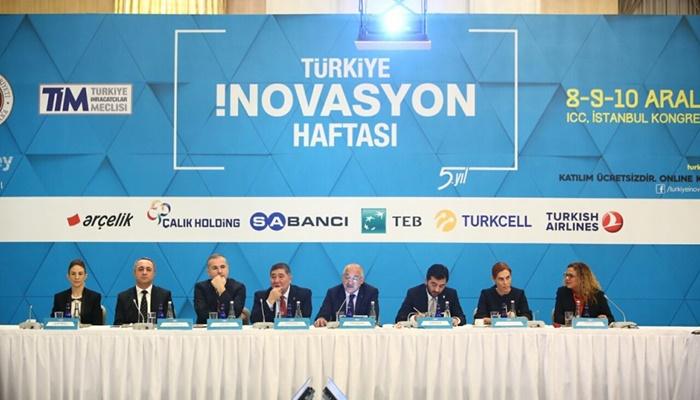 Türkiye İnovasyon Haftası 8-10 Aralık 2016