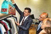 ABD'de Türkiye Ticaret Merkezi Açıldı