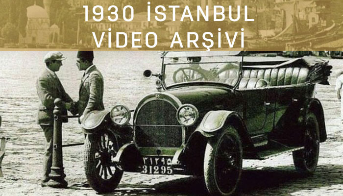Eski İstanbul'dan Bir Video
