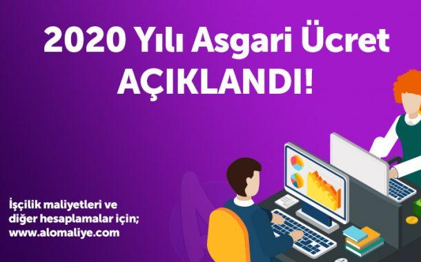2020 Asgari Ücreti
